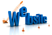 Internet Marketing Consultant: Graphic of word website