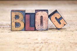 Why Blog wood blocks image