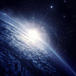 light_in_space