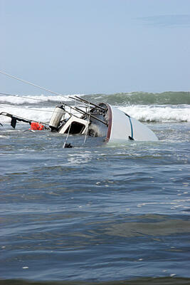 SEO services sunken ship