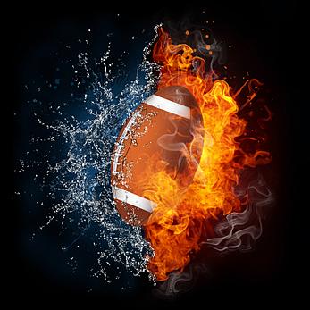 fire water football