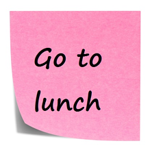 go to lunch