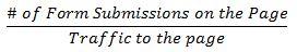 conversion equation