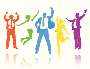 happy business people   employee recognition resized 600