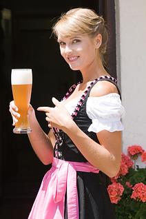 beer glass marketing