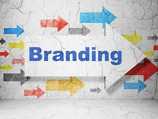 Arrows_pointing_with_the_word_branding_on_one
