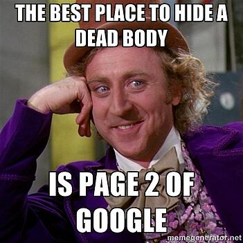 Page 2 of Google Meme