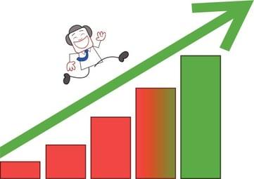 cartoon_businessman_running_up_graph
