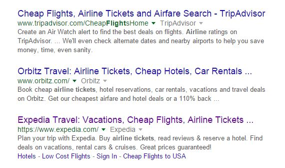 organic_search_plane_tickets_example