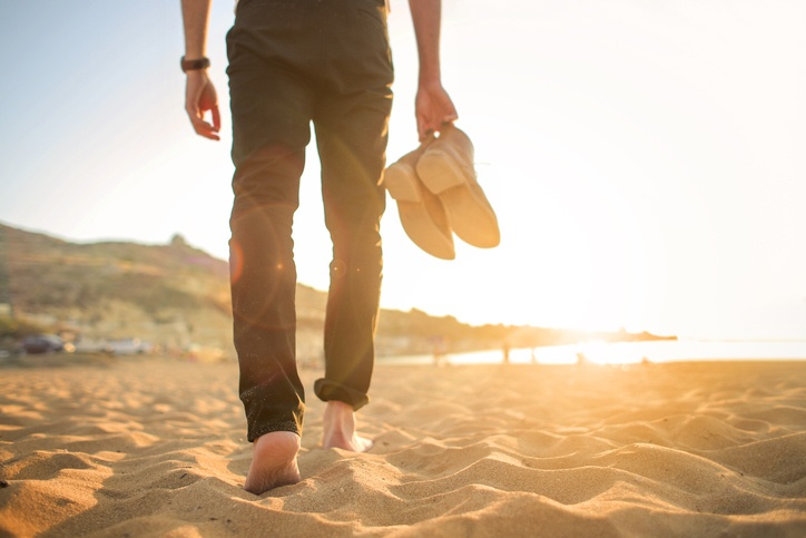 Man walking on s and ThinkstockPhotos-801824036