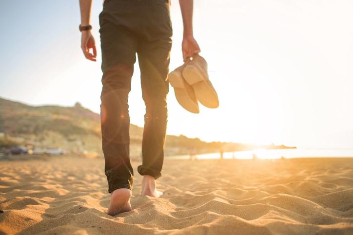 Man walking on s and ThinkstockPhotos-801824036